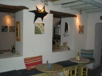 Restaurante tipico