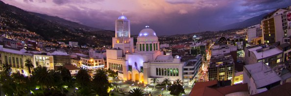 Catedral de Ambato